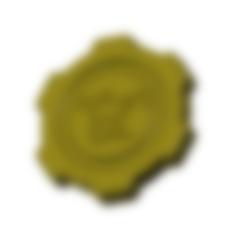 extruder knob (oil).stl Télécharger fichier STL gratuit bouton de presse • Modèle imprimable en 3D, wavelog
