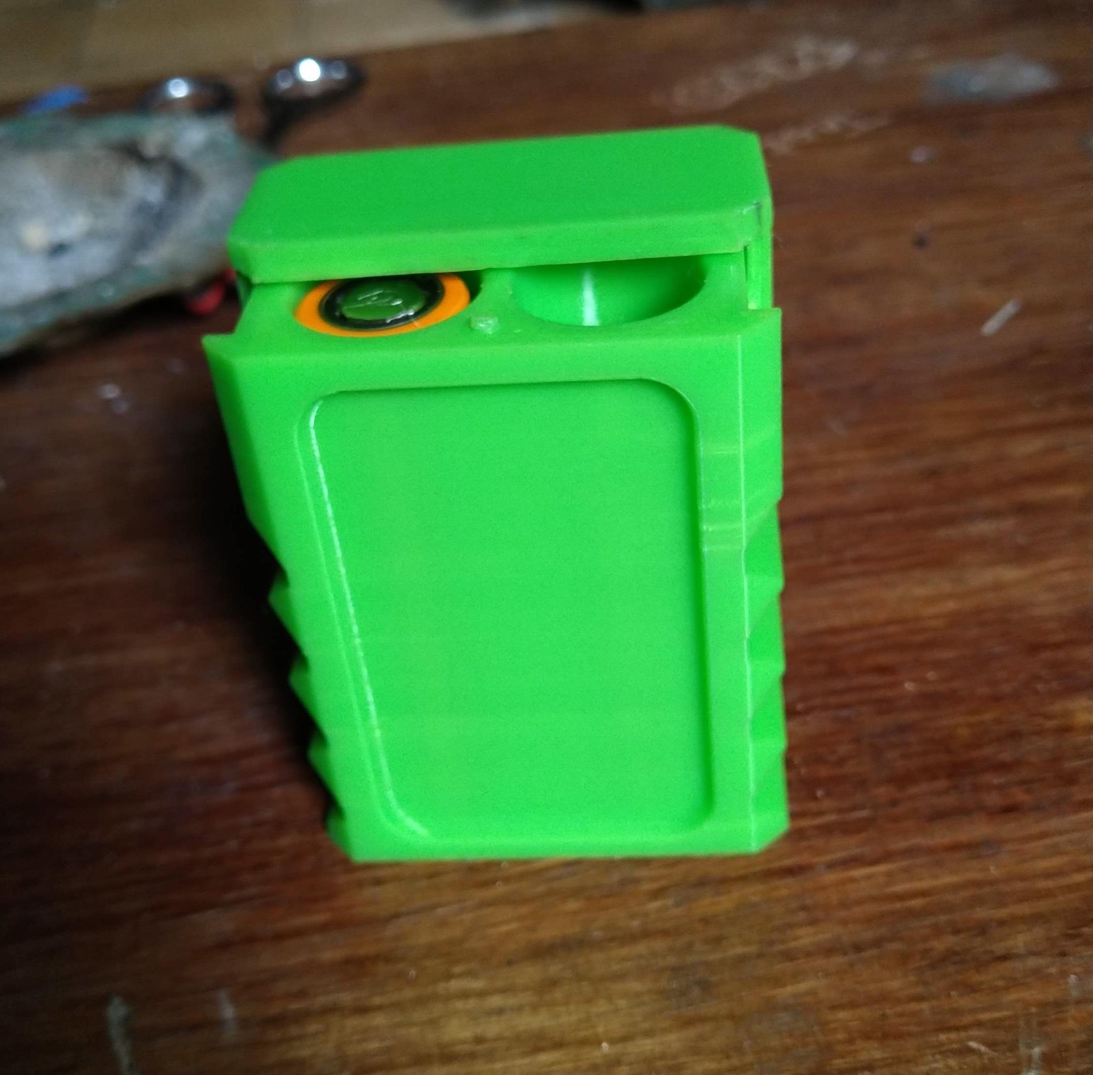 IMG_20190823_100207.jpg Télécharger fichier STL gratuit 18650 boîtier de batterie • Modèle à imprimer en 3D, wavelog