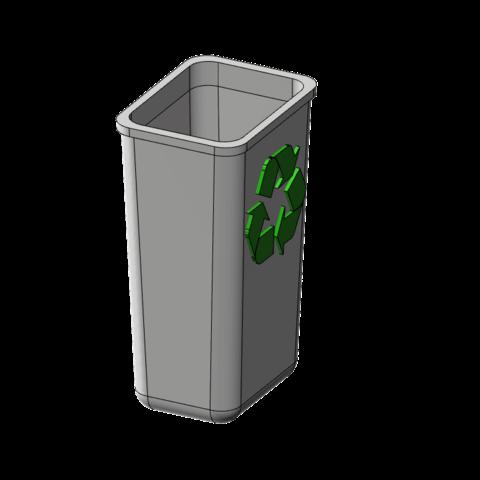 Fichier 3D gratuit corbeille 1/10, wavelog