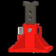 Jack Stand v1 z.png Télécharger fichier STL Support de vérin 1/10 • Modèle imprimable en 3D, wavelog