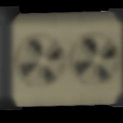 Impresiones 3D radiador 1/10, wavelog