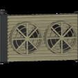Fichier 3D radiateur 1/10, wavelog