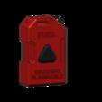 3D printer files Fuel can set v3 scale 1/10, wavelog