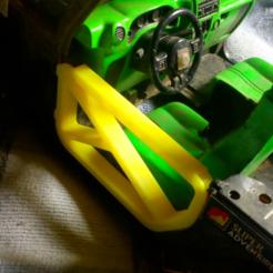 Download 3D model Rubicon hard body 1/10 door, wavelog