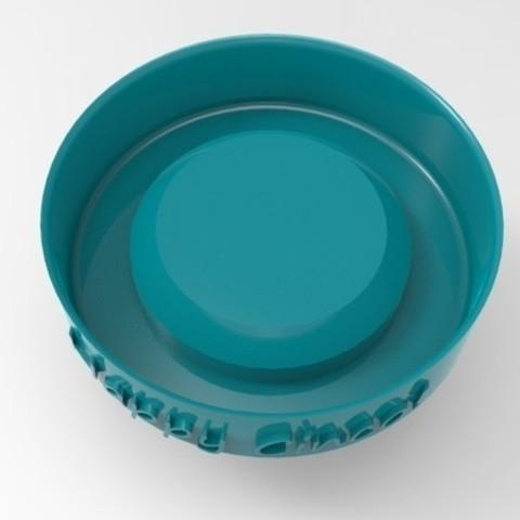 blue_display_large.jpg Download free STL file Cinco de Mayo Margarita Rim Salter • Template to 3D print, Fydroy