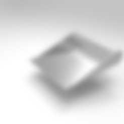 Télécharger fichier imprimante 3D gratuit Racloir pour planche à découper Scooper, Fydroy
