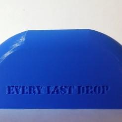 Télécharger fichier impression 3D gratuit Tenir les bouteilles à l'envers, Fydroy