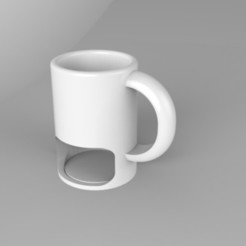 Free STL files Cookie Mug, Fydroy