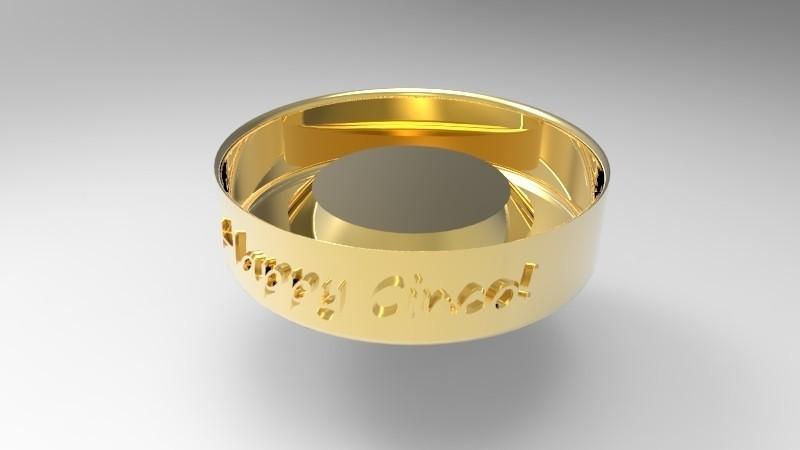 gold_display_large.jpg Download free STL file Cinco de Mayo Margarita Rim Salter • Template to 3D print, Fydroy