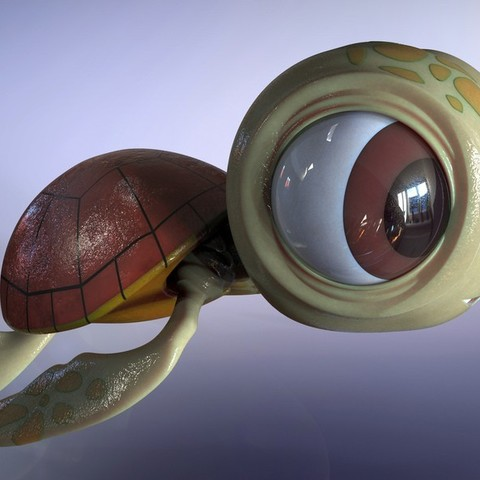 Download free 3D print files Little Turtle, Fydroy