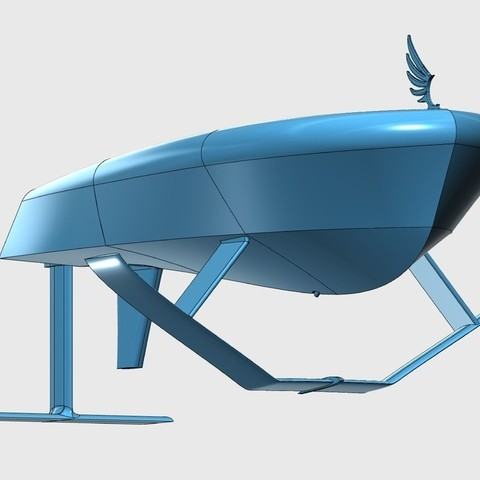 PE_123d-1_display_large.jpg Download free STL file RC hydrofoil • 3D printing object, Fydroy
