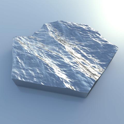 Descargar archivos STL gratis Juego de azulejos y baldosas personalizados para Terraforming Mars - 10 diseños, Rayjunx