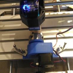 Descargar archivo 3D gratis Plataforma giratoria para grabador láser, gillesfromont