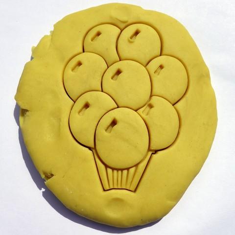 Modelos 3D para imprimir Cortador de galletas para globos, SigmaPrint