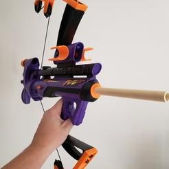 20201006_110340.jpg Download free STL file Nerf Big Bad Bow PVC and CPVC tip adaptor • Model to 3D print, danielbeaver
