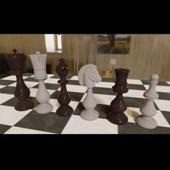 oriental chess.jpg Télécharger fichier 3MF Modèle de jeu d'échecs en 3D de style persan stl • Design imprimable en 3D, GuillermoMX