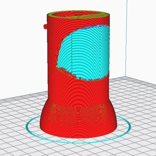 Body_with_Supports.jpg Download STL file Professor Fate's Rocket Car (The Great Race) • 3D print object, thebridge
