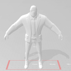 Download free STL file Brutus Fortnite • 3D print model, devilmayplay