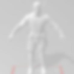 Deadpool mask.stl Download free STL file DeadPool Fortnite • 3D printer template, devilmayplay