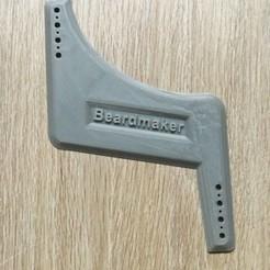 Descargar Modelos 3D para imprimir gratis Beardmaker - Herramienta para la barba, 3diyn