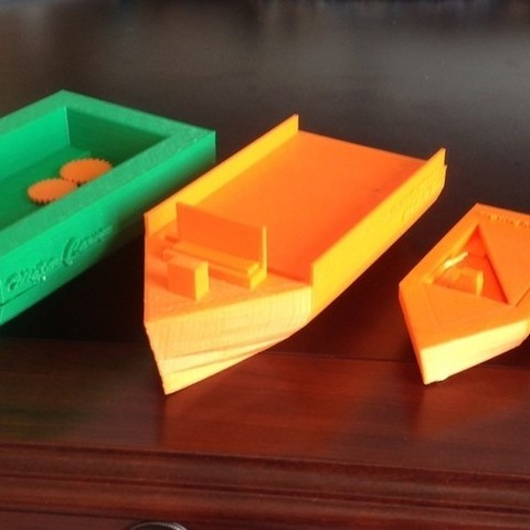 Download free 3D printing templates Water Carver - A Working