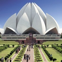Download free 3D print files Lotus Temple, Qelorliss