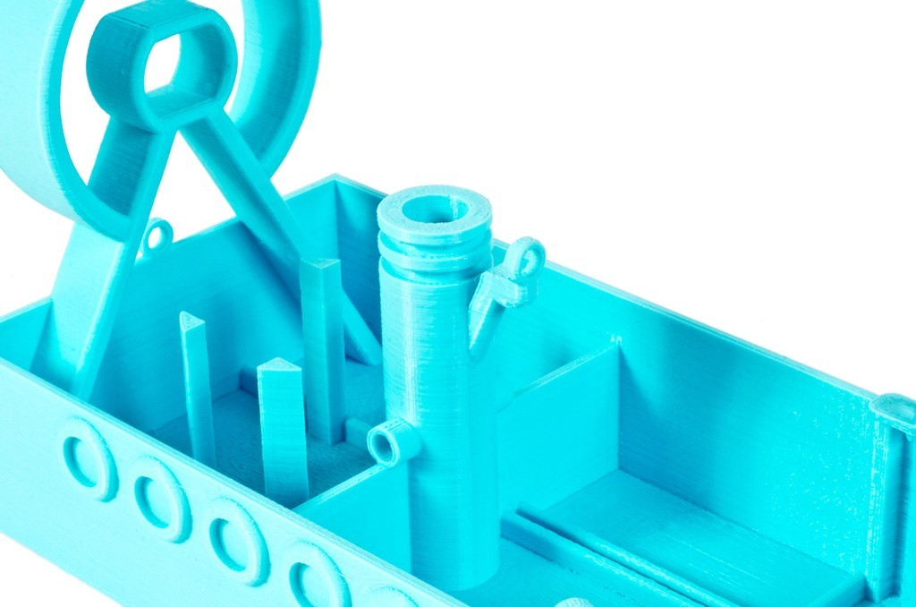 gogob-5_display_large.jpg Download free STL file GO-GO AirBoat • 3D printer template, Qelorliss