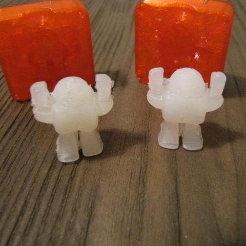 Télécharger fichier 3D gratuit Marque : Robot Hotglue Injection Mold, Qelorliss