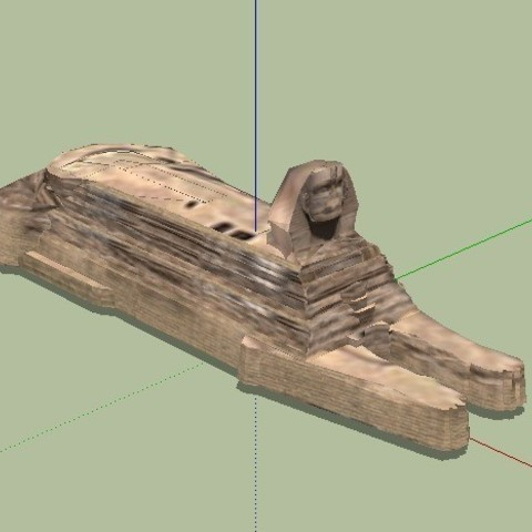Download free 3D printer files Sphinx, Qelorliss
