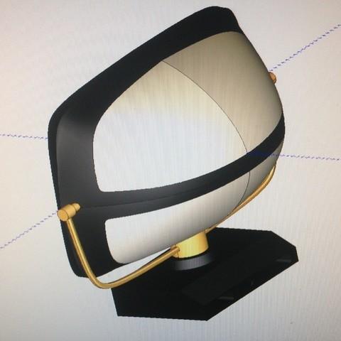 IMG_3336_display_large.jpg Download free STL file TELEAVIA MATRIX • 3D printable design, Qelorliss