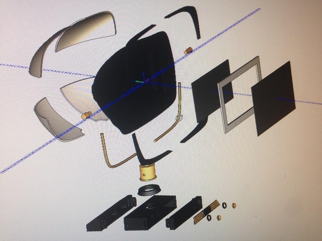 IMG_3338_display_large.jpg Download free STL file TELEAVIA MATRIX • 3D printable design, Qelorliss