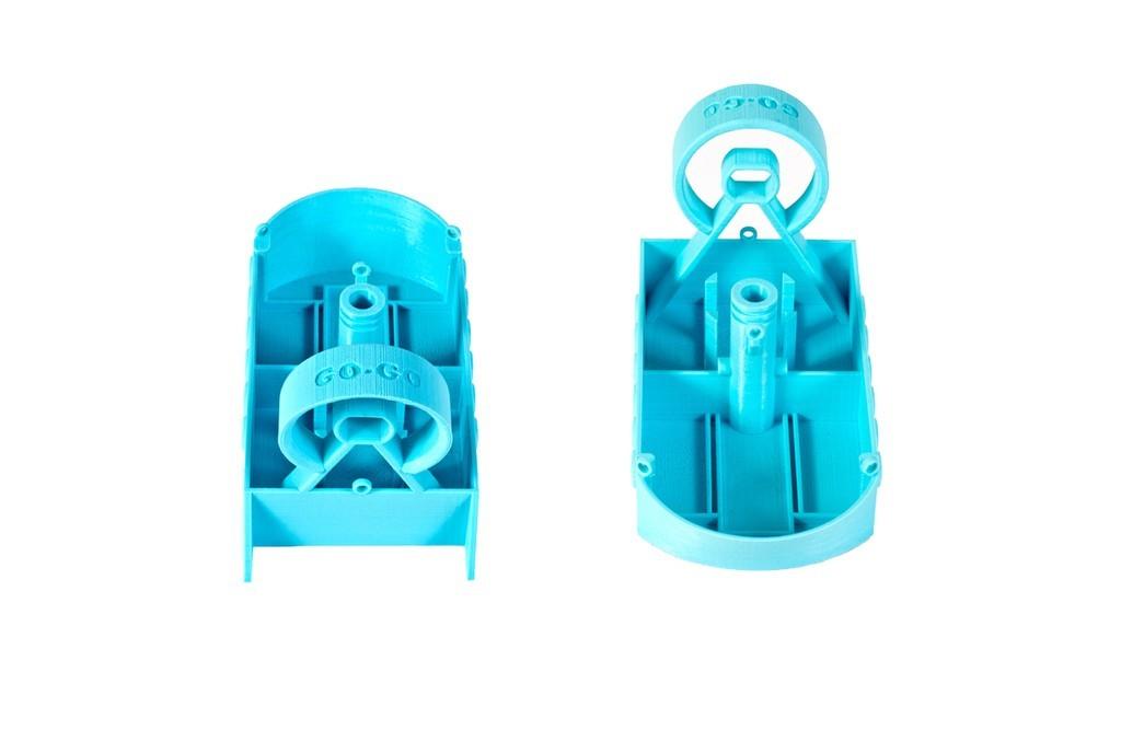 gogob-3_display_large.jpg Download free STL file GO-GO AirBoat • 3D printer template, Qelorliss