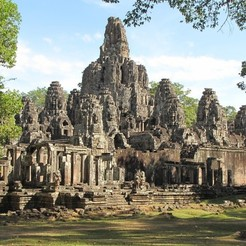 Download free 3D printer files Bayon Temple, Qelorliss