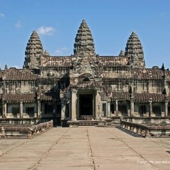 Download free 3D printer files Angkor Wat, Qelorliss