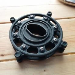 Descargar archivo 3D gratis Cold Steel Bokken Tsuba - Plasma, Kajdalon