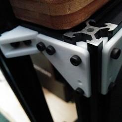 Fichier impression 3D gratuit Rainure en V 3mm Embouts de base, Kajdalon