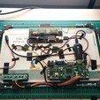 Free STL files Laptop LCD Panel Skeleton Frame, Kajdalon
