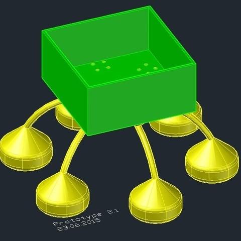 ship_concept-2.1_display_large.jpg Download free STL file MakeItFloat Concept • 3D printer model, Rusichar