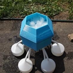 Imprimir en 3D gratis Concepto MakeItFloat, Rusichar
