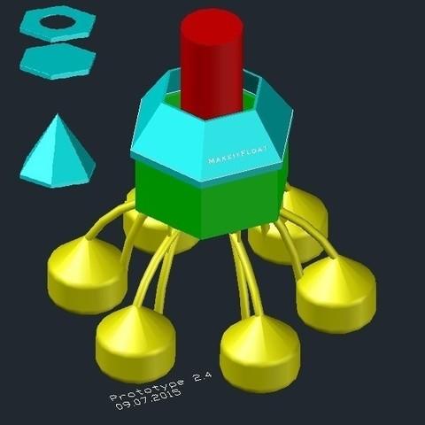 ship_concept-2.4_display_large.jpg Download free STL file MakeItFloat Concept • 3D printer model, Rusichar