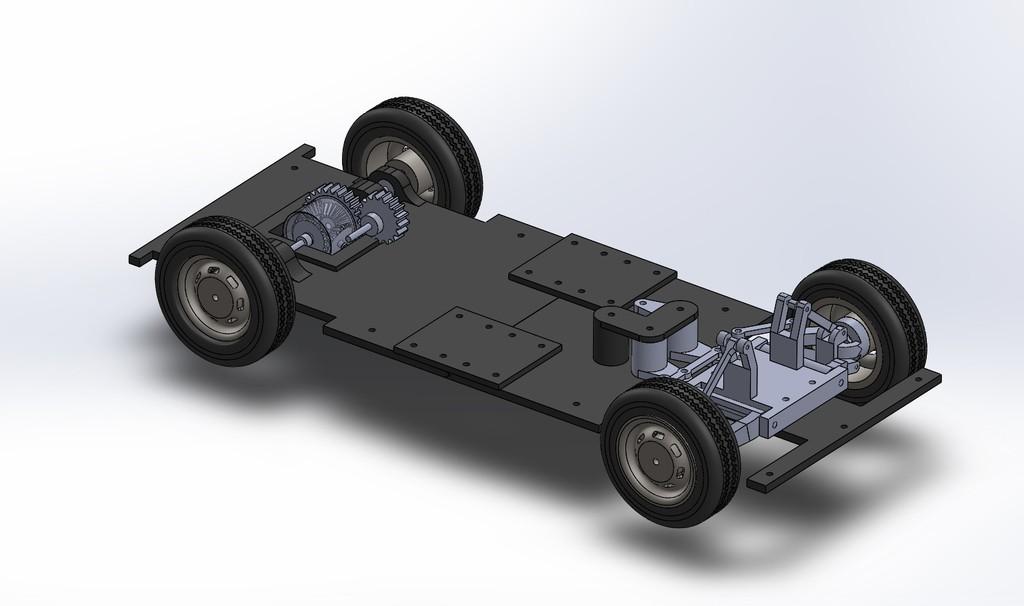 vw2_display_large.jpg Télécharger fichier STL gratuit VW Kleinbus T2 • Modèle pour impression 3D, Rusichar