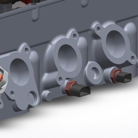 Télécharger modèle 3D gratuit Pièces supplémentaires Volvo Redblock, Rusichar