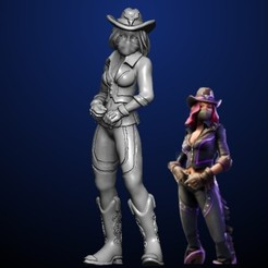 Download free STL Calamity Fortnite, MadcapMiniatures