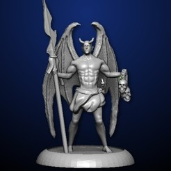Descargar STL Demonio, MadcapMiniatures
