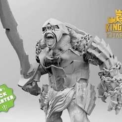Descargar modelos 3D gratis Espada de Troll, MadcapMiniatures