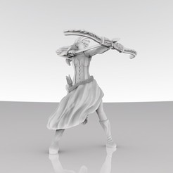 d6cfb22315b4231a3b513579b3a07d9c_display_large.jpg Download free STL file Archer • 3D printing object, MadcapMiniatures
