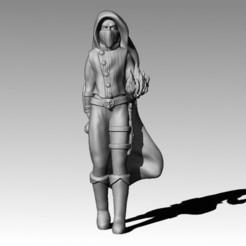 draggard.jpg Download STL file Shadow Walker • 3D print model, MadcapMiniatures