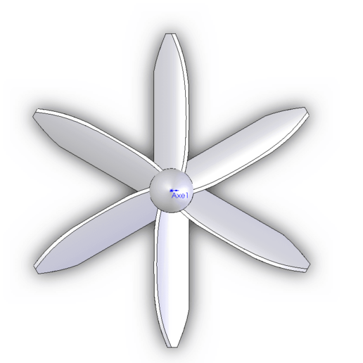 helice-6-pales.png Télécharger fichier STL gratuit helice 6 pales - propeller 6 blades • Plan pour impression 3D, nielerwan