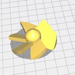 Download free 3D printer files underwater propeller - submarine propeller, nielerwan