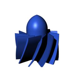 Télécharger fichier 3D gratuit turbine jetprop pour sous marin experimental, nielerwan